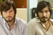 ASHTON KUTCHER x STEVE JOBS (OPEN ROAD/CORBIS)
