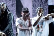 2 CHAINZ, KENDRICK LAMAR & A$AP ROCKY (BET)