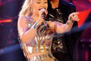 SE IGGY ASS-LEA SPILLE MED ROBIN THICKE NEDENFOR (MTV)