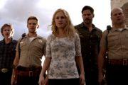 SAM, JASON, SOOKIE, ALCIDE OG ANDY. (HBO)