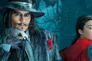 J-DEPP I PIRATES OF THE CARIBBEAN CHARLIE OG SJOKOLADEFABRIKKEN ALICE IN WONDERLAND INTO THE WOODS (ENTERTAINMENT WEEKLY/DISNEY)