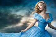 LILY JAMES SOM ELLA/ASKEPOTT (DISNEY)