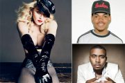 MADONNA FEAT. MILEY CYRUS & LADY GAGA CHANCE THE RAPPER & NAS (UNIVERSAL)