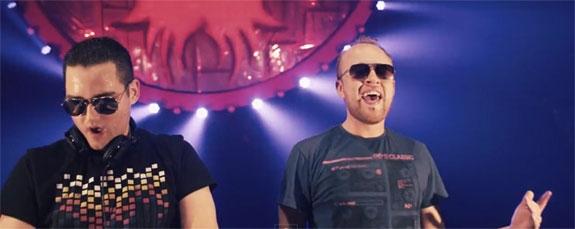 Da Tweekaz alias Kenth & Marcus(DIRTY WORKZ)