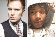 PATRICK STUMP FRA FALL OUT BOY OG FETTY WAP (ISLAND/UNIVERSAL, 300/ATLANTIC/WARNER)