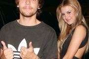 LOUIS + BRIANA FOR ET ÅR SIDEN (THE SUN)