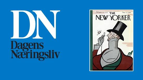 (DAGENS NÆRINGSLIV/THE NEW YORKER)