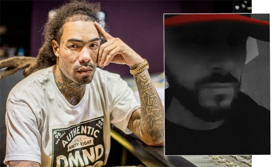GUNPLAY JOBBER MED ISAK SWING (MAYBACH MUSIC GROUP/DEF JAM/UNIVERSAL, PRIVAT)