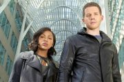 MEAGAN GOOD SOM SNUT, STARK SANDS SOM SNÅSAMANN (FOX)