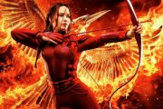 JENNIFER LAWRENCE SOM KATNISS EVERDEEN (LIONSGATE/NORDISK FILM)