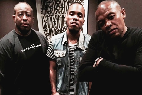 DJ PREMIER, ANDERS & DRE (INSTAGRAM)