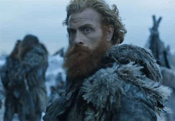 TORMUND GIANTSBANE ALIAS NORSKE KRISTOFER HIVJU (HBO)
