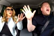 MIMI & JAMES (THE LATE LATE SHOW WITH JAMES CORDEN)