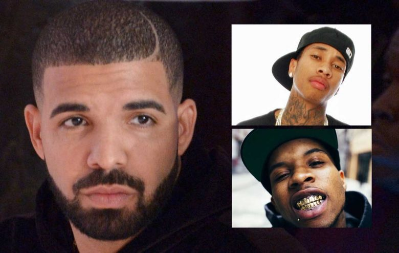DRAKE SYNES TYGA OG TORY ER IRR (OVO/YOUNG MONY/CASH MONEY/UNIVERSAL, LAST KINGS, INTERSCOPE)