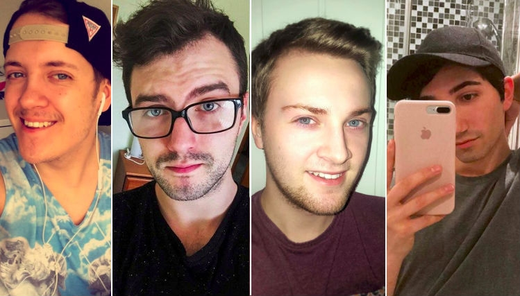STIAN, CHRISTER, ERLEND & ANDERS <3 (PRIVAT)