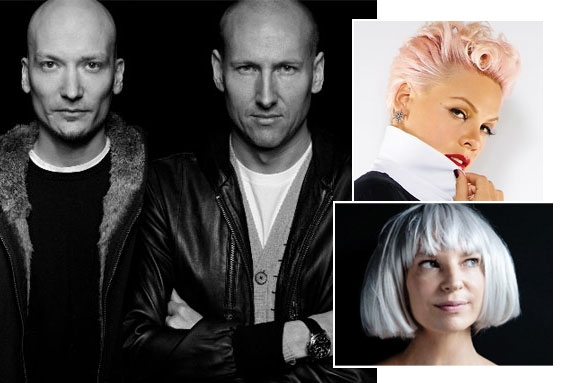 STARGATE FEAT. PINK & SIA (RCA/SONY)