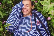 HARRY I FULL BLOMSTRING (ANOTHER MAN MAGAZINE)