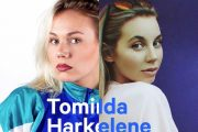 TURN UP-DUOEN TOMINE OG IDA HELENE ALIAS TOMIDA HARKELENE (VIBBLE)