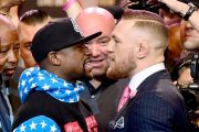 MAYWEATHER VS. MCGREGOR (INSTAGRAM)