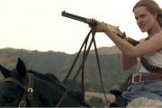 EVAN RACHEL WOOD ALIAS DOLORES > (SKJERMBILDE/HBO)