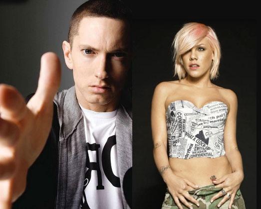 Eminem teamer opp med hvem? - 730 no