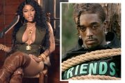 «ALL MY FRIENDS ARE DEAD»: UZI SLITER MED NICKI (WARNER)