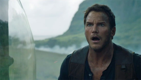 CHRIS PRATT BARE WHAT?! (UNIVERSAL PICTURES)