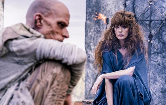 2018 BYR PÅ SPENNENDE STORPRODUKSJONER, BLANT ANNET NYE BRITANNIA (HBO NORDIC)