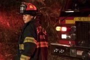SJEKK UT FRA SYKEHUSET OG HOPP INN I FLAMMENE MED STATION 19 (SHONDALAND/ABC)