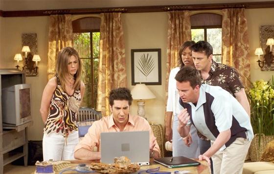 AVBILDET: DU NÅR DU KOMMER PÅ AT DISSE FAKTISK VAR MED PÅ FRIENDS (NBC/NETFLIX)