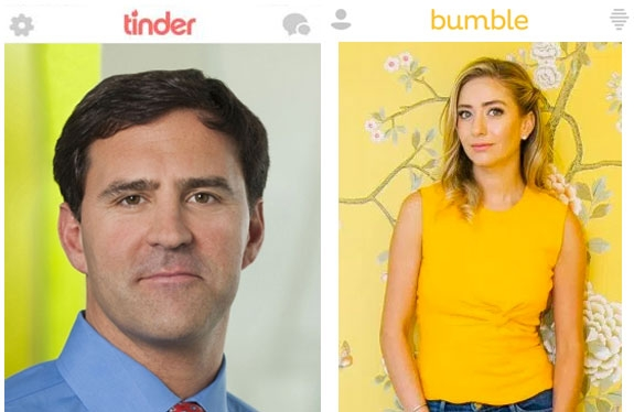 TINDER CEO GREG BLATT VS. BUMBLE CEO WHITNEY WOLFE HERD (MATCH GROUP, BUMBLE TRADING INC.)