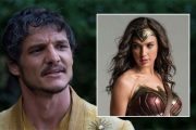 PEDRO SOM OBERYN I GAME OF THRONES SKAL SPILLE MOT GAL GABOT(HBO)
