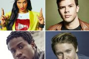 LILLY SINGH, JIMMY TATRO, SHAMEIK MOORE,  CALUM WORTHY (YOUTUBE, NETFLIX)