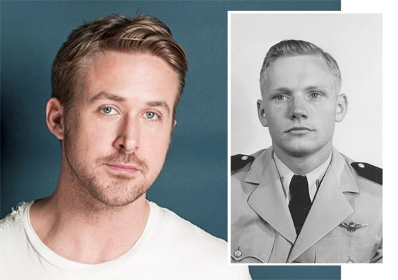 IKKE SCIENCE FICTION: RYAN GOSLING SPILLER NEIL ARMSTRONG (FILMDISTRICT, WIKIPEDIA)
