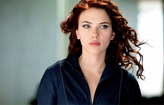 SCARLETT SNART KLAR I SIN EGEN FILM SOM BLACK WIDOW (MARVEL/DISNEY)