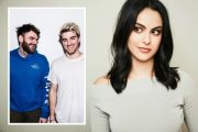 CAMILA BLIR TIL RILEY FOR THE CHAINSMOKERS (DISRUPTOR/COLUMBIA/SONY)