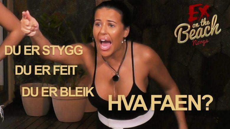 VÆR SNILL MED HVERANDRE (TV3)