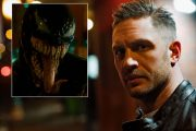 VENOM ER LIKE STØGG SOM ANMELDESENE. SORRY TOM HARDY (UNITED INTERNATIONAL PICTURES/MARVEL/COLUMBIA/SONY)