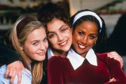 ALICIA SILVERSTONE, BRITTANY MURPHY & STACEY DASH I CLUELESS ANNO 1995 (PARAMOUNT)