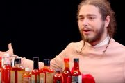 POSTY ER SÅ SØT (FIRST WE FEAST/HOT ONES)