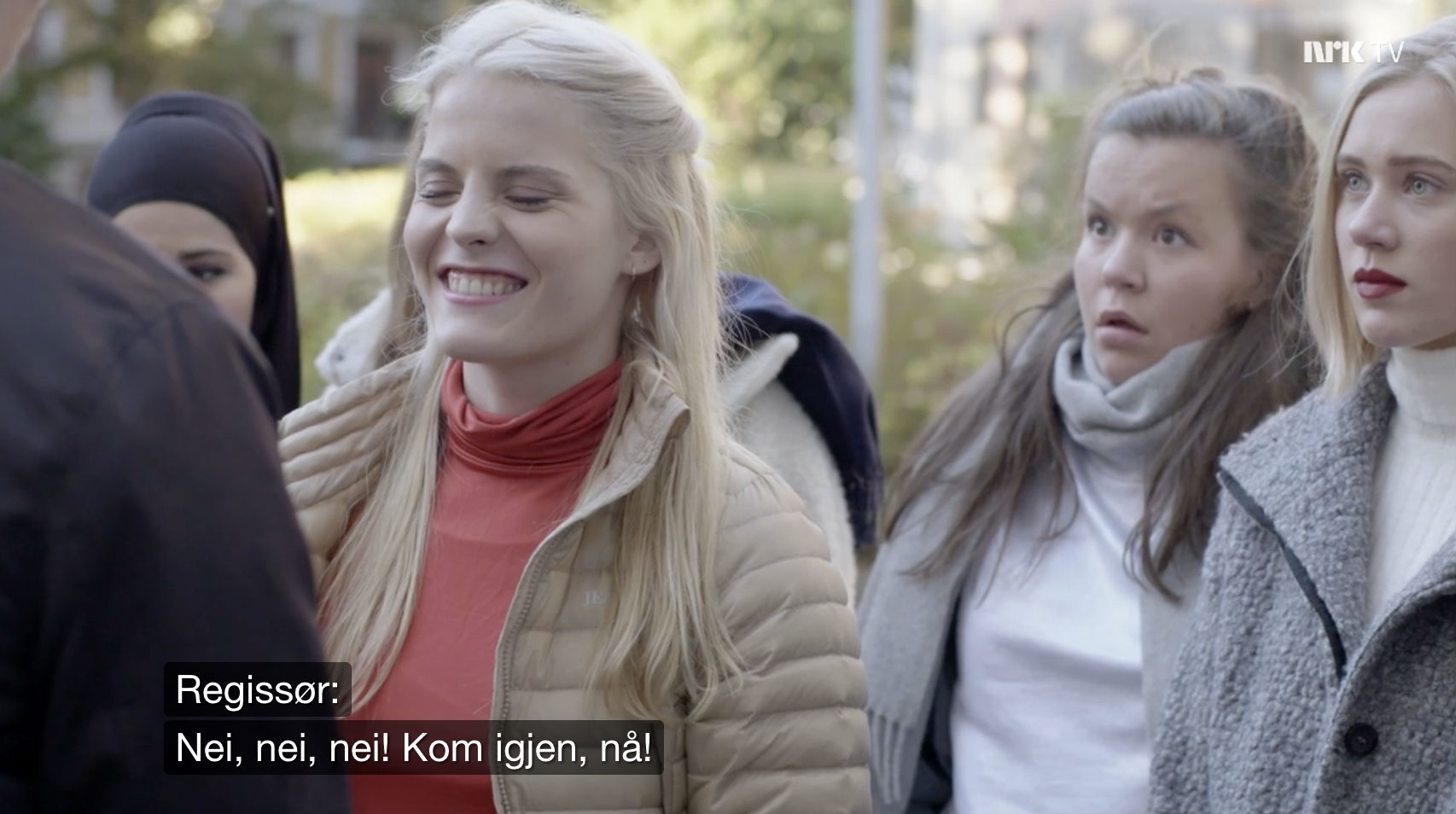 VI SAVNER DERE (NRK)
