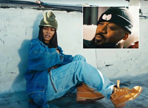 TIMBS FOR ALL SEASONS FOR ASS KICKING REASONS (G.O.O.D. MUSIC/DEF JAM/UNIVERSAL)