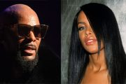 ROBERT KELLY OG HANS EKSKONE AALIYAH DANA HAUGHTON (RCA/SONY, BLACKGROUND/VIRGIN)