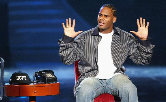 KARRIEREN TIL R. KELLY R.I.P.? HER FRA LOS ANGELES-KONSERT I 2004 (KEVIN WINTER/GETTY)